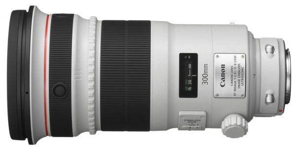 Canon EF 300mm/2,8 L IS USM II