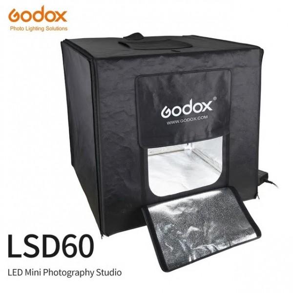 Godox LSD60 LED-Lichtzelt 60x60x60cm
