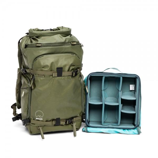 Shimoda Action X30 Starter Kit (inkl. Medium Mirrorless Core Unit) - Armeegrün