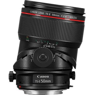 Canon TS-E 50mm/2,8 L Macro