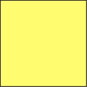 LEE 3 Light Yellow Standard