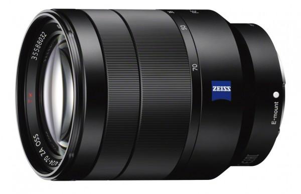 Sony SEL 24–70 mm / 4 Vario-Tessar® T*