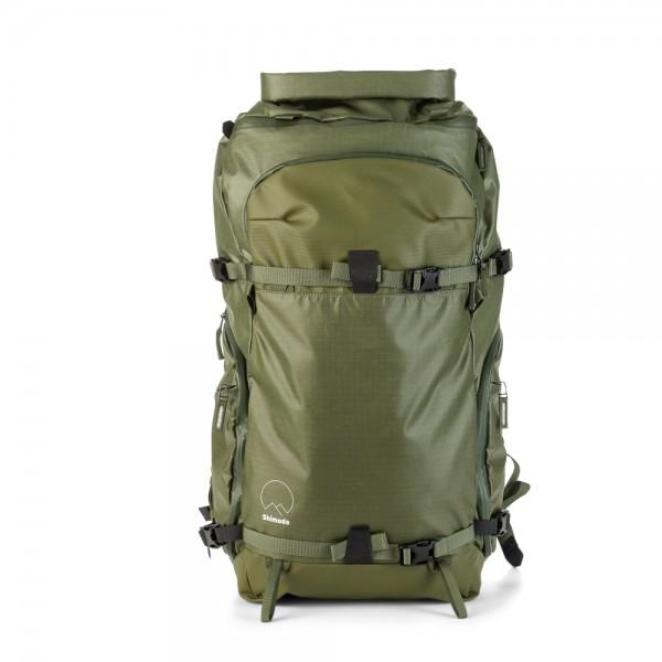 Shimoda Action X50 Rucksack - Armeegrün