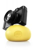 Ballpod 8cm gelb