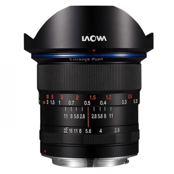 LAOWA 12mm f/2,8 für Sony E-Mount