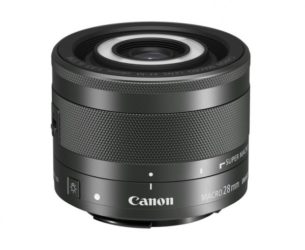 Canon EF-M 28mm/3,5 IS STM Makro