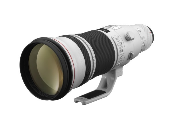 Canon EF 500mm/4,0 L IS II USM