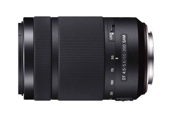 Sony SAL 55-300 mm / 4,5-5,6 DT SAM