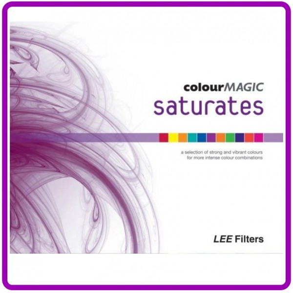 LEE Colour Magic Saturates Pack
