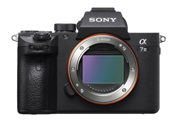 Sony Alpha 7 III Body ILCE7M3B