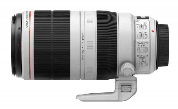 Canon EF 100-400mm/4,5-5,6 L IS II USM