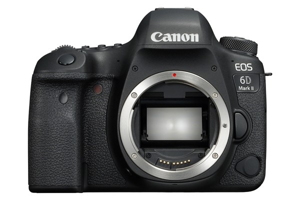 Canon EOS 6D MK II Body - mit SOFORTRABATT!