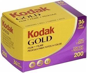 Kodak Gold 200 135/36 Kleinbildfilm