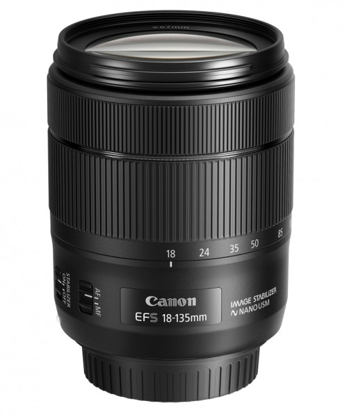 Canon EF-S 18-135mm/3,5-5,6 IS USM