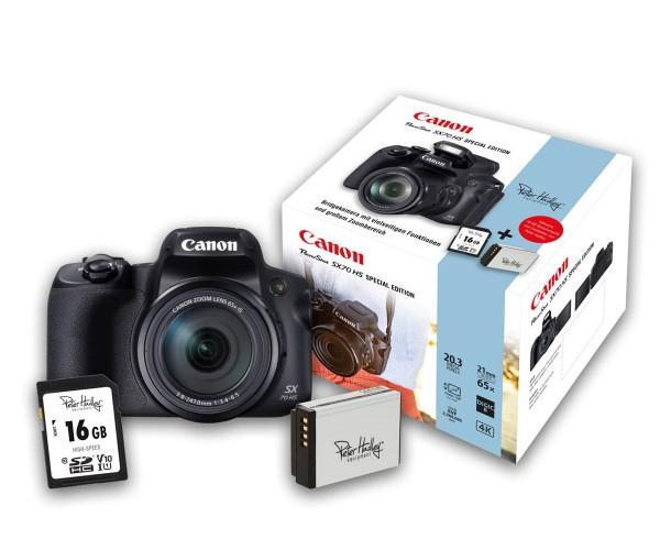 CANON PowerShot SX70 HS special edition