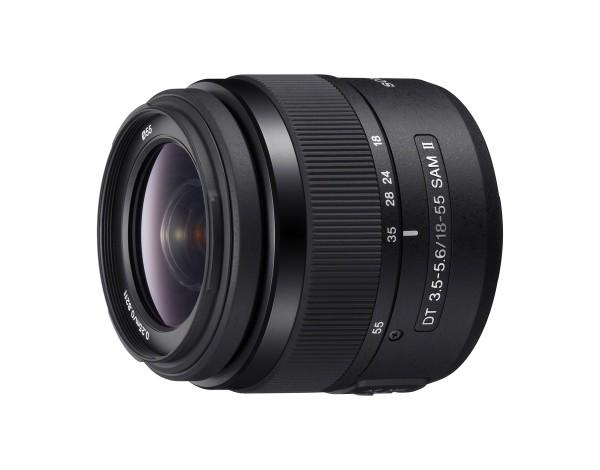 Sony SAL 18-55 mm / 3,5-5,6 DT SAM II