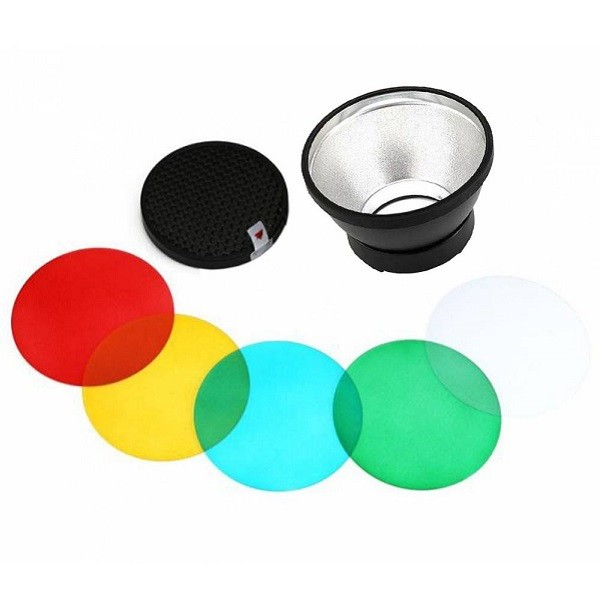 Godox ADR14 Reflektor & Wabe & Farbfilter für AD300/400 Pro