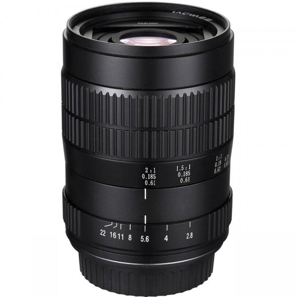 LAOWA 60mm f/2,8 Ultra Macro 2:1 für Nikon F