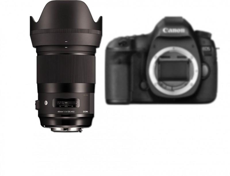 Objektive für Canon