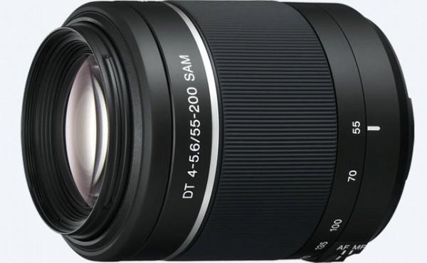 Sony SAL 55-200 mm / 4,0-5,6 II SAM