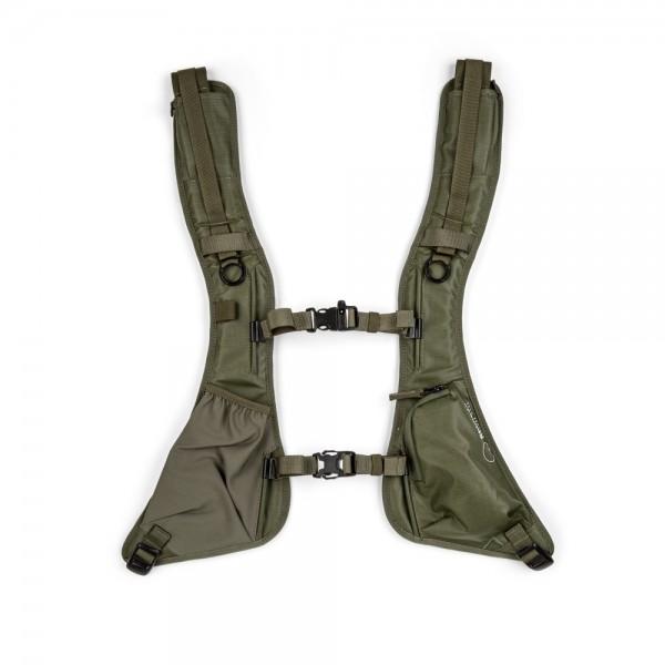 Shimoda Damenschultergurt Tech Standard - Armeegrün
