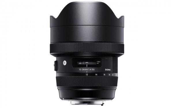 Sigma ART 12-24mm F4 DG HSM / Canon EF