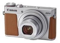CANON PowerShot G9X Mark II silber-braun