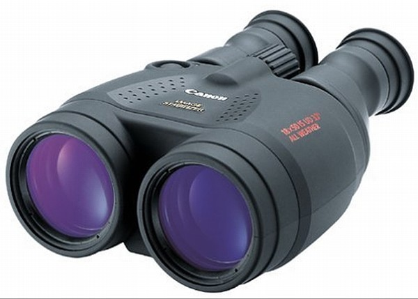 Canon 18x50 IS WP Fernglas
