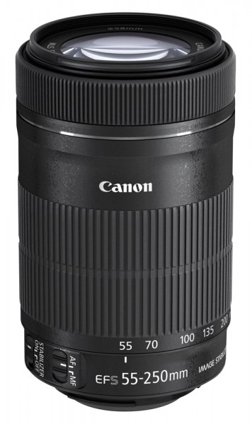 Canon EF-S 55-250mm/4-5,6 IS STM